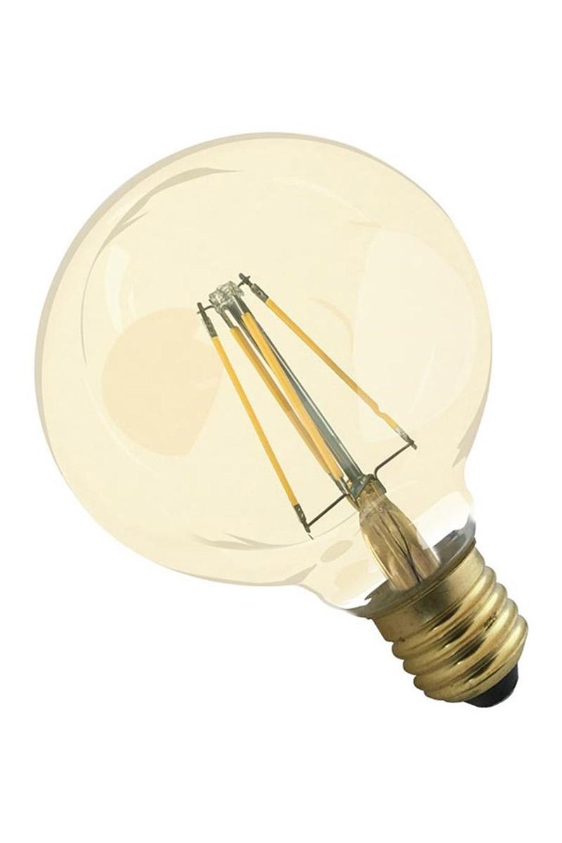 ACK AB47-00420 4W E27 2200K Sarı G95 Led Rustik Ampul