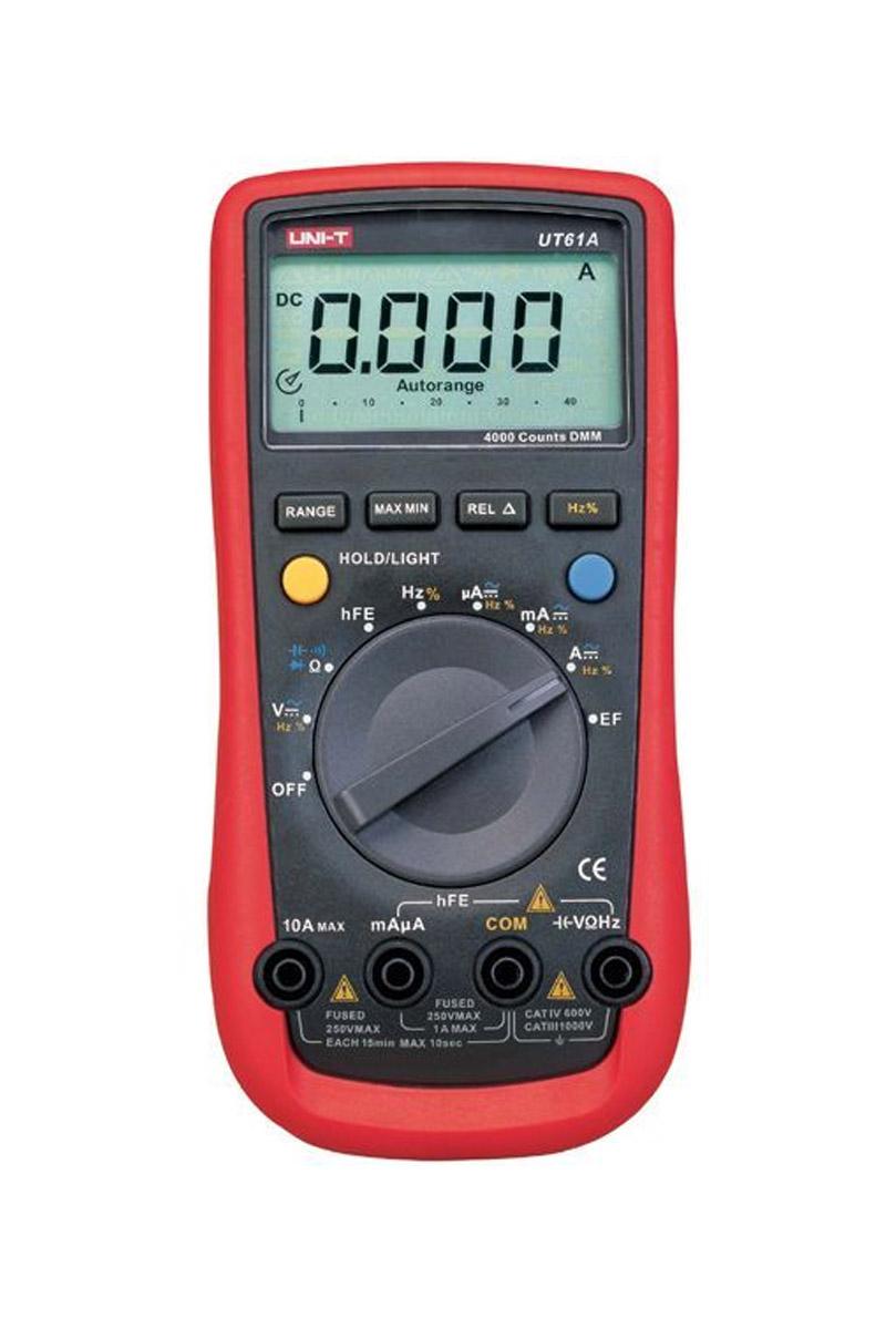 Unit UT61A Elektromanyetik Alan Ölçümlü Multimetre